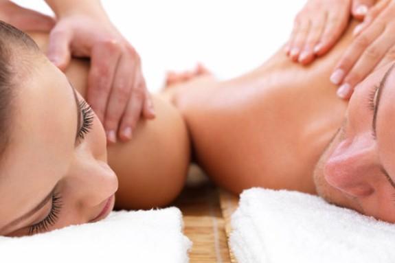 Couples Massage Photo