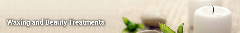 Waxing & Beauty Treatments Titlebar